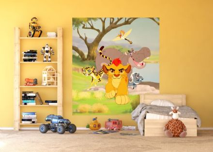 Lion Guard Premium wall mural Disney